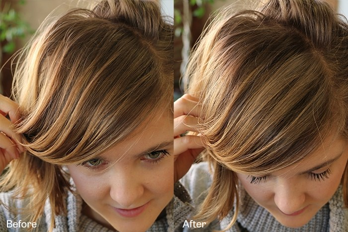 How To Create Highlights With Color Wow Root Cover Up Premier