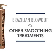 Brazilian Blowout vs. Other Smoothing Treatments