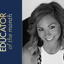 Meet Rebecca Ramey, June Educator of the Month