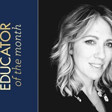 Meet Mandi Wilson, March Educator of the Month