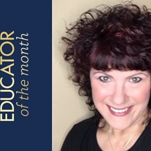 Meet Holly Novacich, May Educator of the Month