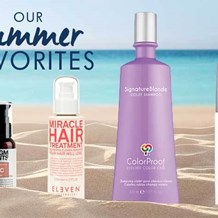 Premier Beauty Team Picks the Best Hair Care Products for Summer 2019
