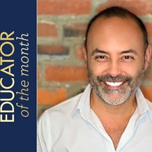 Meet Jose Espitia, March Educator of the Month