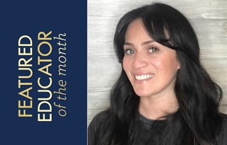 Meet Joanne Farfan, Featured Educator for September 2020