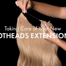 How To Swim, Shower With Your New Hotheads Hair Extensions