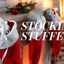 Stocking Stuffers That Your Recipients Will Actually Use